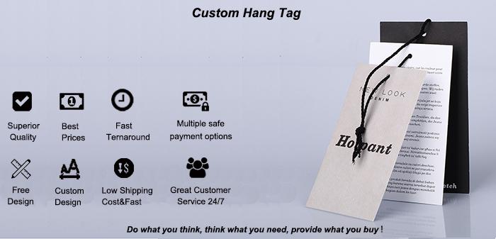 Hang Tags FAQS