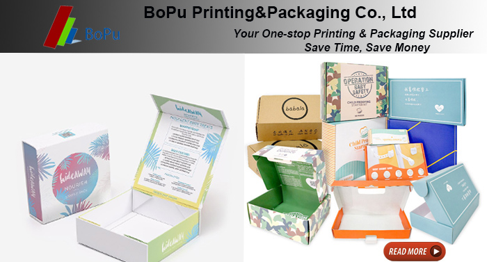 Eco Friend Packaging Paper Boxes