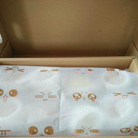 Customized Tissue Paper With Company Logo