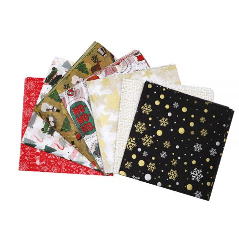 Paper Supplies Company Wholesale Decorated Tissue Paper Gift Christmas Wrapping Paper Christmas