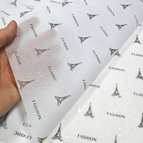 Wholesale Bulk Gift Coil Wrapping Paper Custom Wrapping Minimalist Tissue Paper Bulk