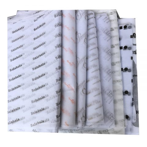 customized tissue paper with logo