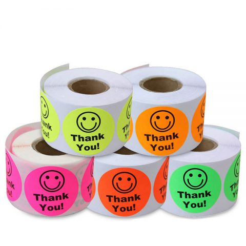 Make Your Own Sticker Recyclable Tissue Paper Stickers Online Custom Mailer Stickers Paper